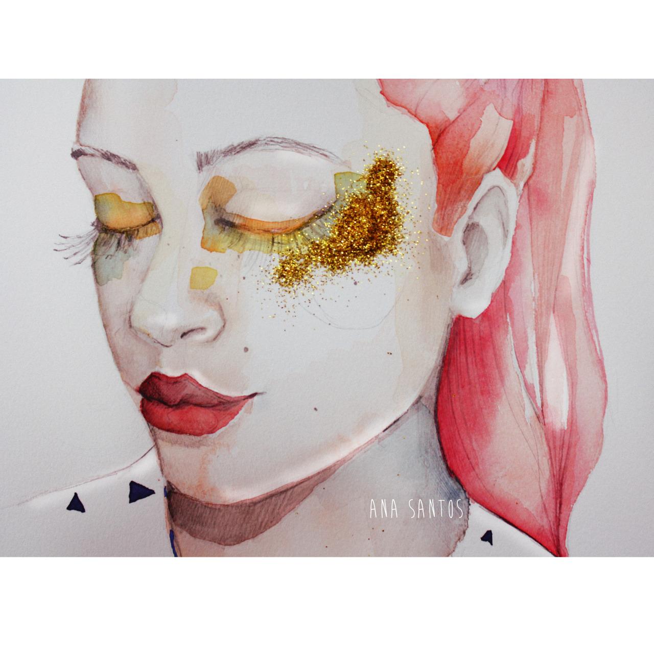 Ana Santos o cuando el arte de la ilustración nos robó el corazón