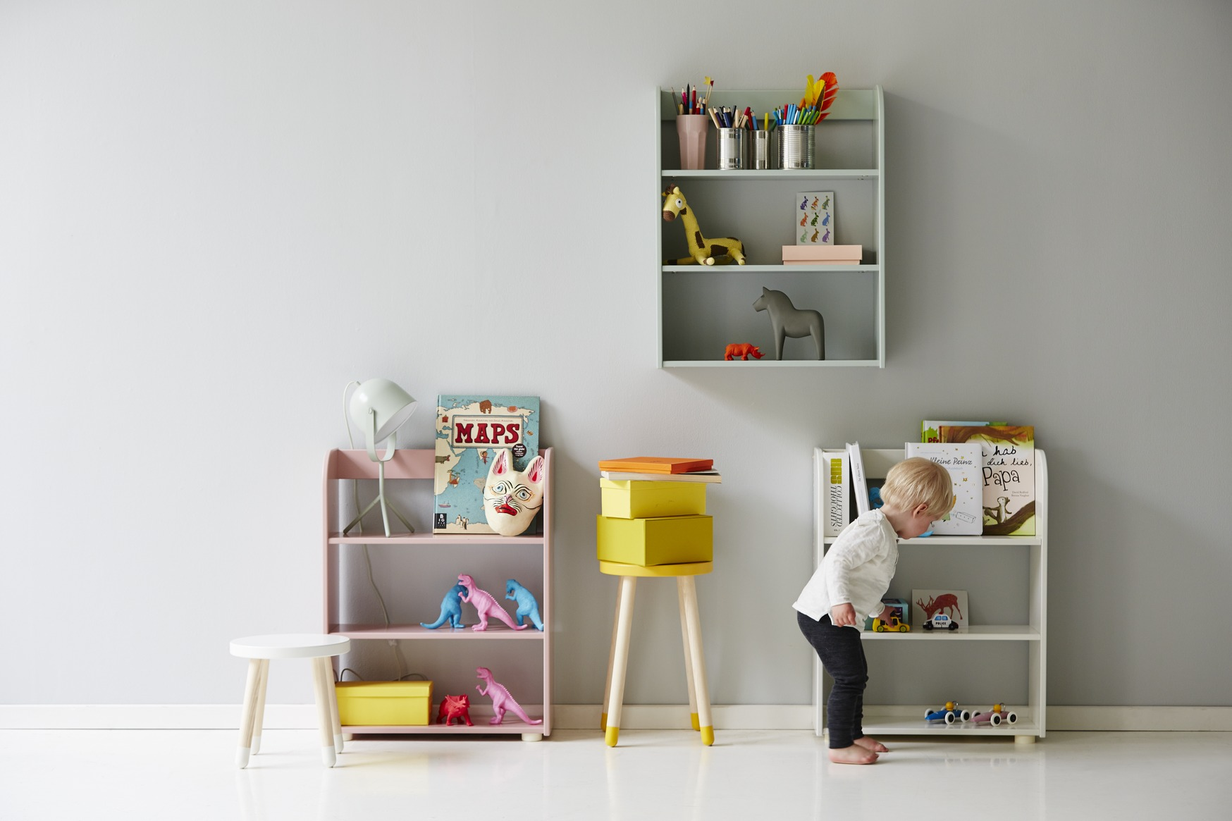 mejores estanterias infantiles modernas minimoi