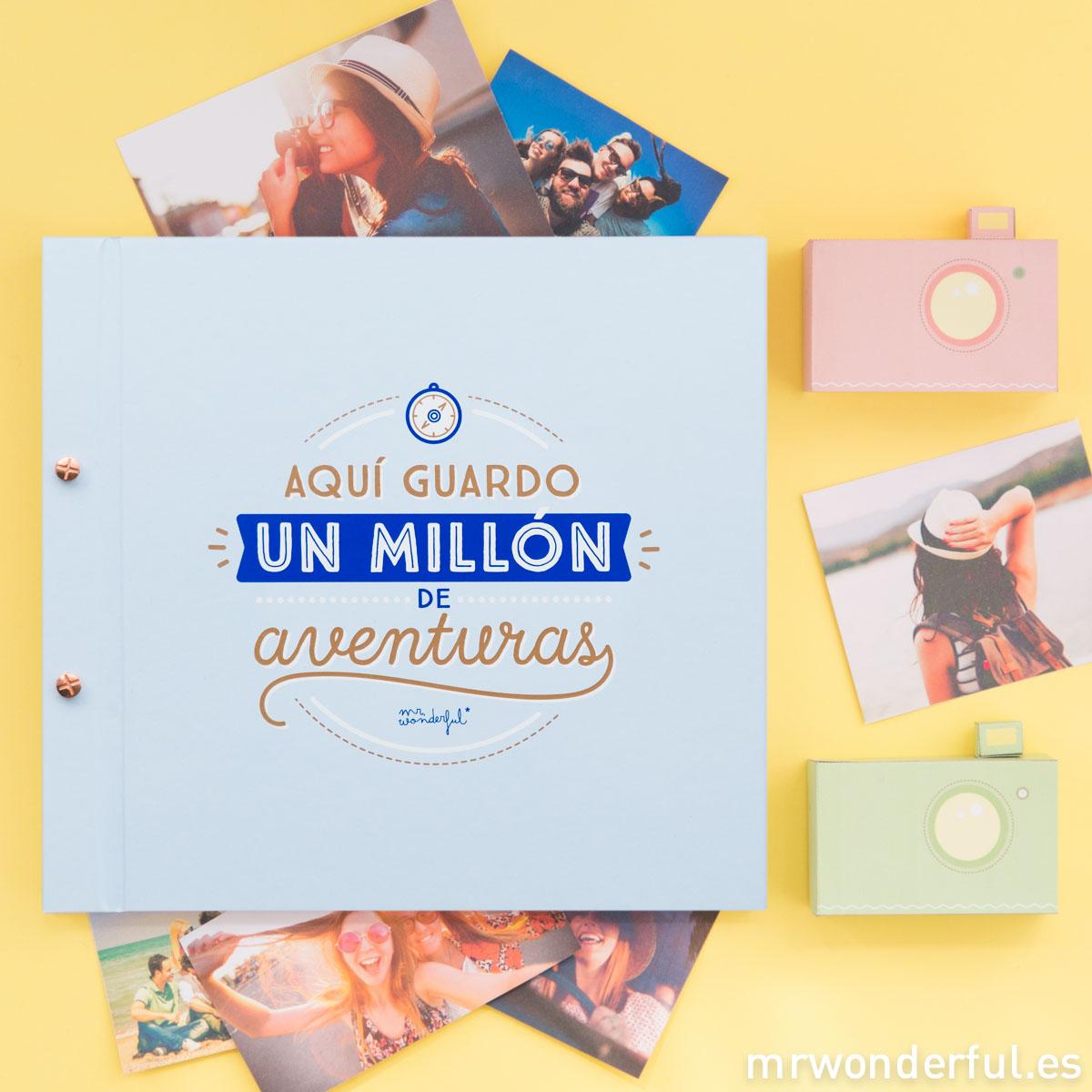 Hoy traemos nuevos álbums rebonitos para tus mejores fotos y ¡gastos de envío gratis en más de 30 productos!