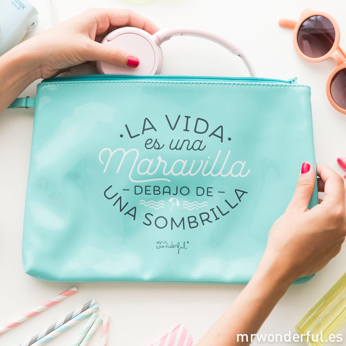 mrwonderful_Neceser-La-vida-es-una-maravilla-debajo-de-una-sombrilla-CAST-8
