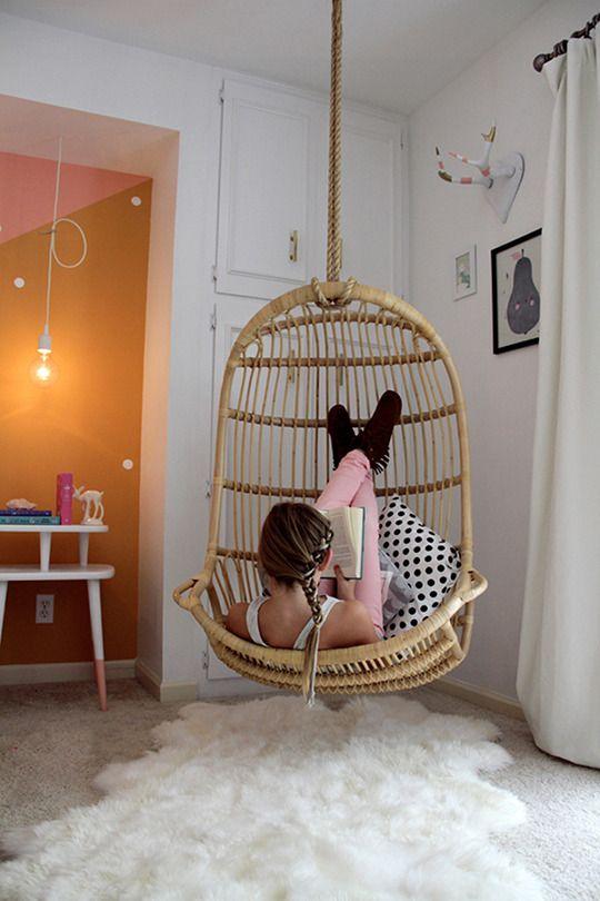 ¡Hoy te columpias! 10 sillas colgantes que vas a querer en tu casa