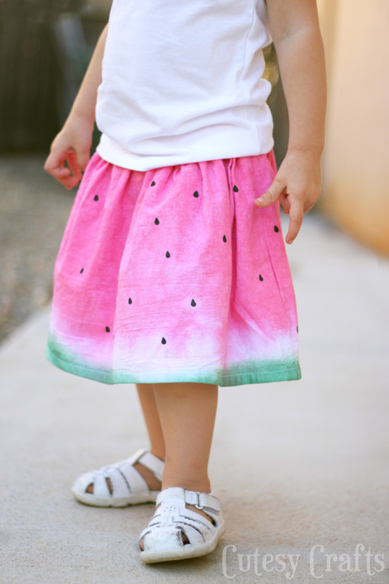 watermelon-skirt