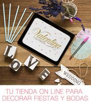 Banner Valentina y su Fiesta