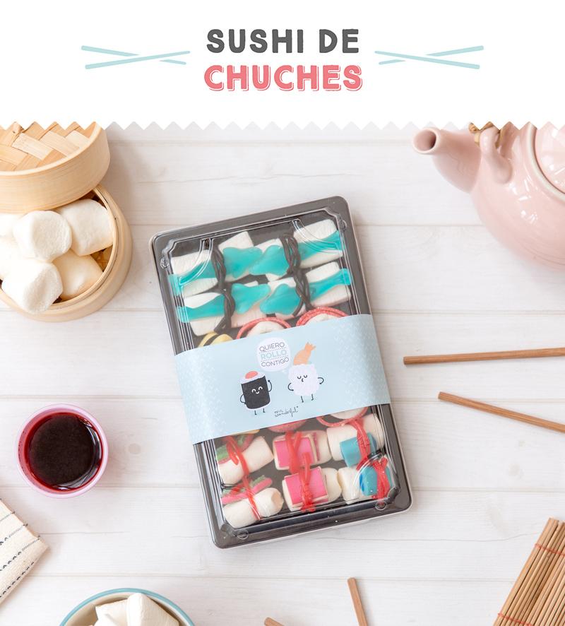 Te guste o no el japo ¡este DIY descargable de sushi te va a encantar!