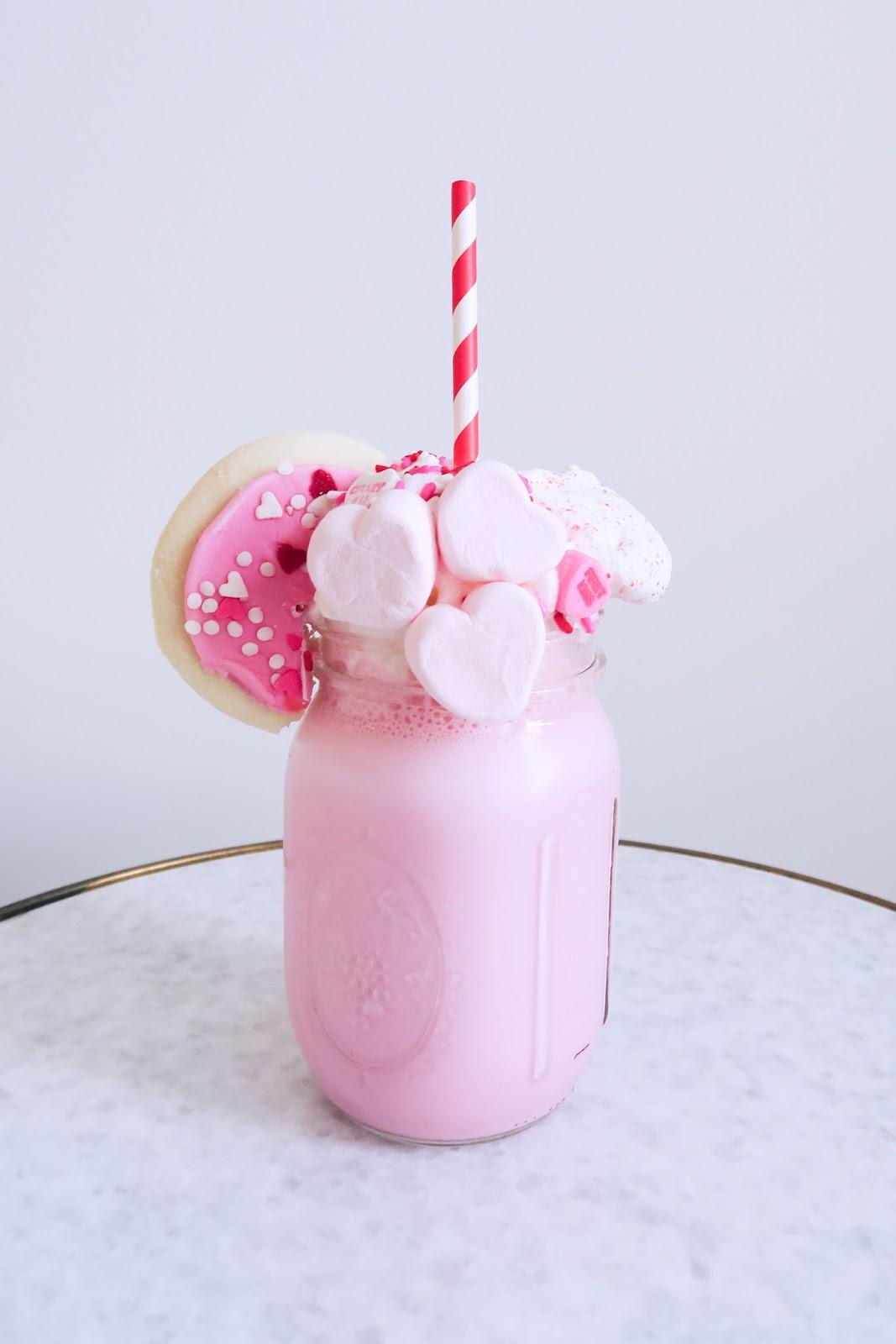 Crazy Milkshake