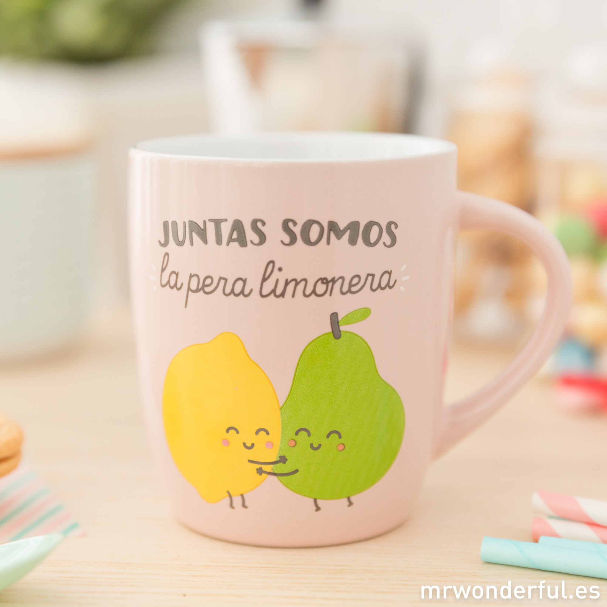 Mr wonderful shop muymolon for Decoracion tazas mr wonderful