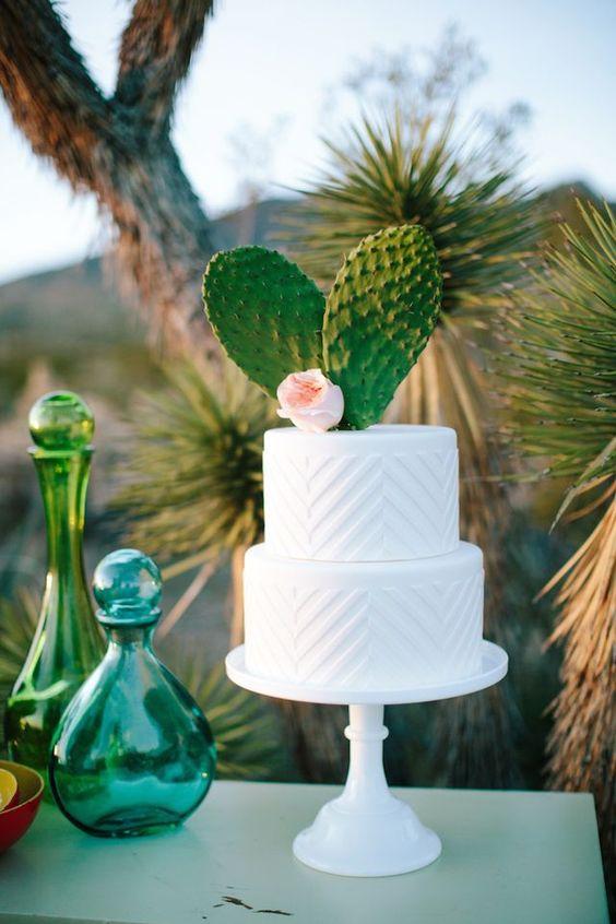 pastel boda cactus 12
