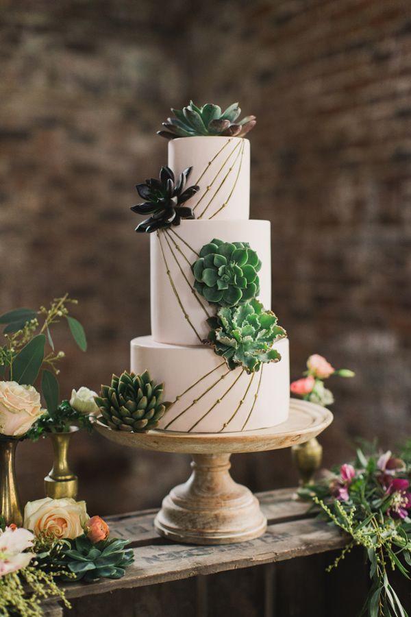 pastel boda cactus 8