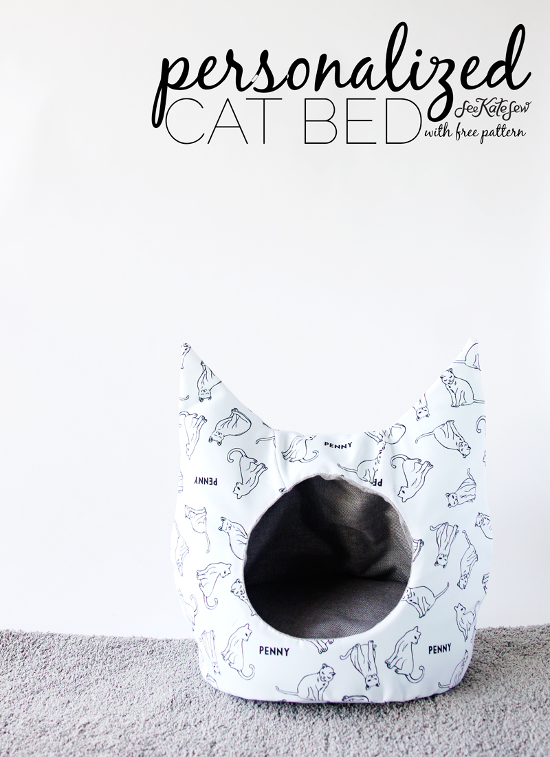 personalized-cat-bed-pattern