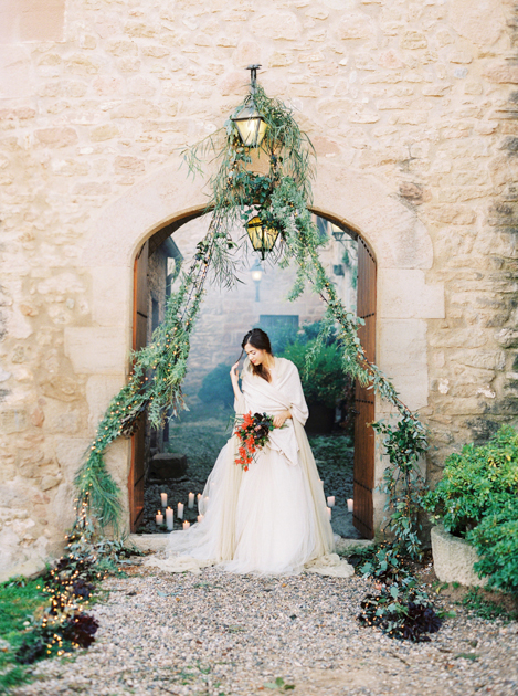 Las bodas no son para el otoño…¿¿Seguro?? mira, mira y ¡cambiarás de opinión!
