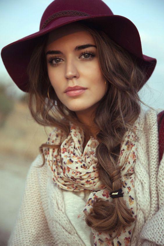 Ande yo caliente…con guantes y sombrero
