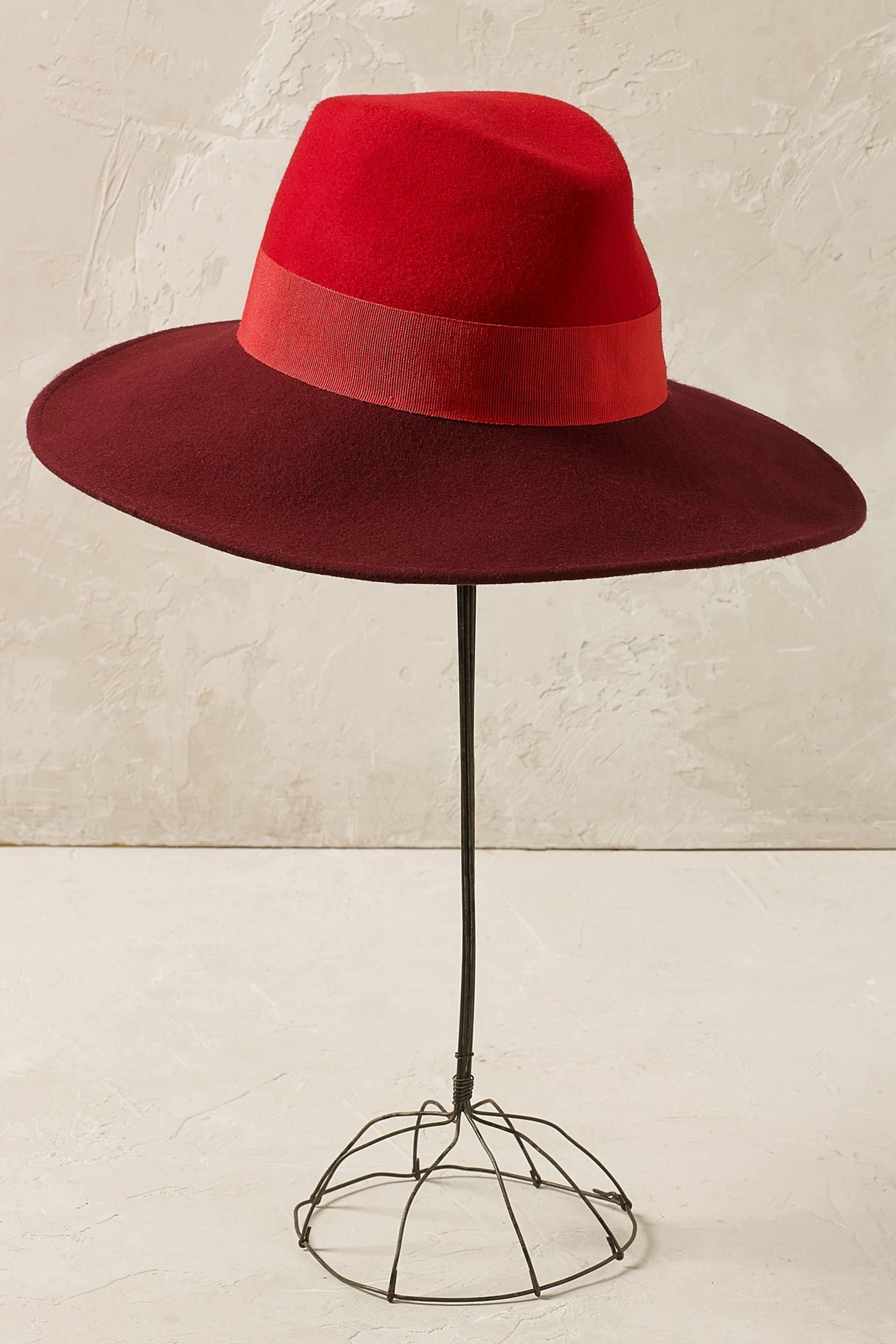 sombrero_fedora_rojo
