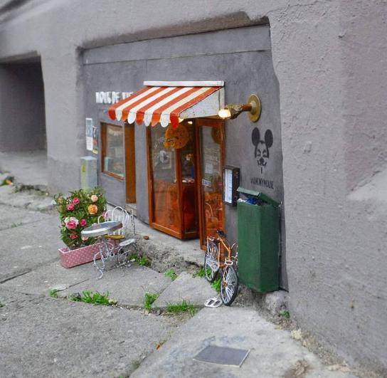 ¡Ya le habría gustado al Ratoncito Pérez una de estas casitas en Suecia!