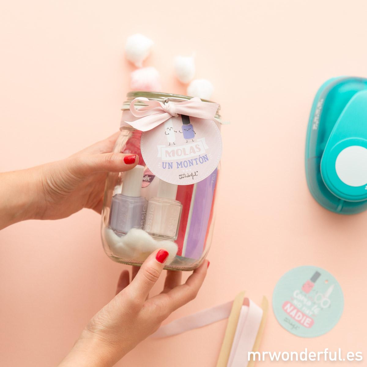 Hacer un regalo rebonito está en tus manos ¡y más con este descargable!