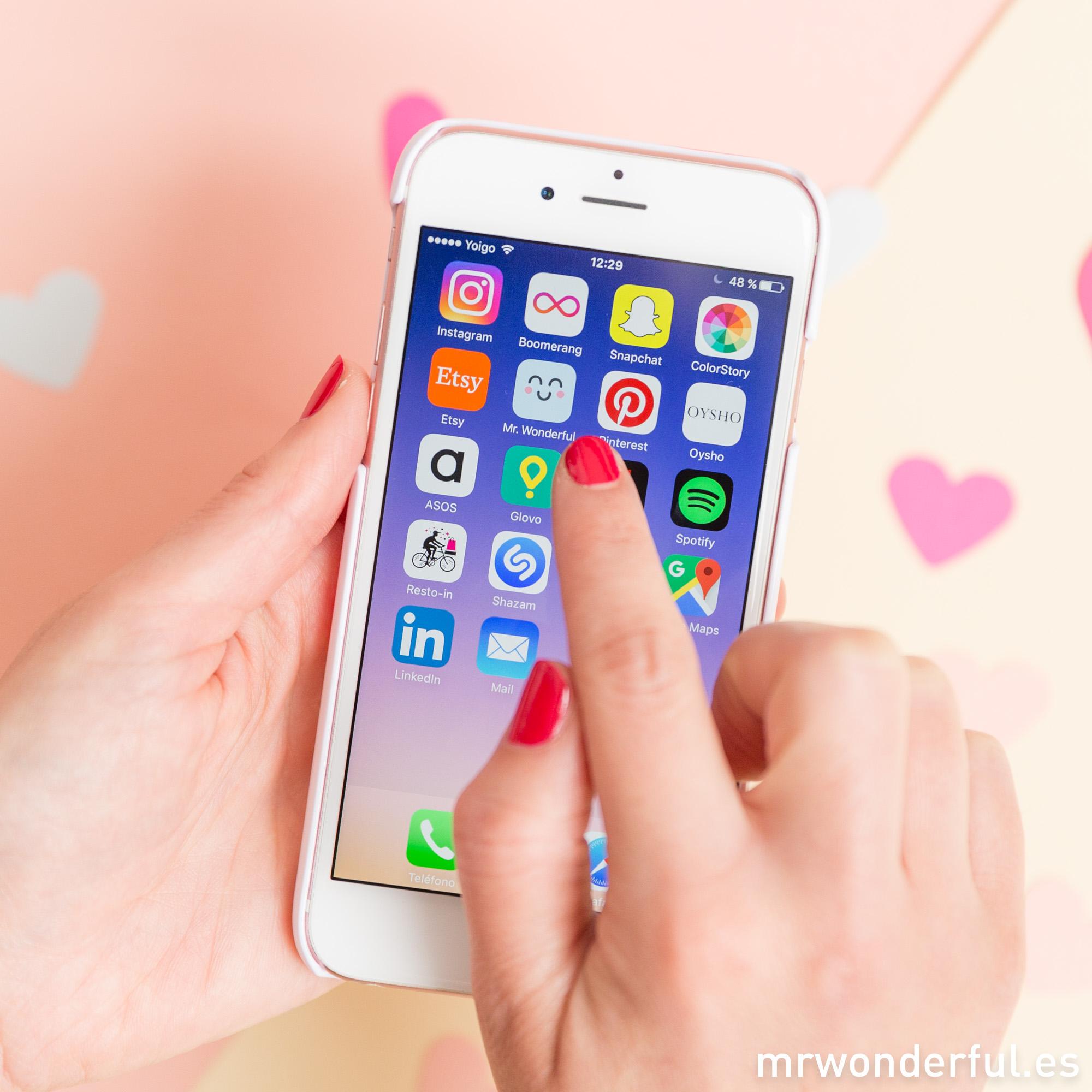 Aplicaciones para tu móvil que te harán la vida muuuuuuuuuy fácil
