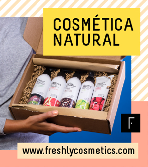 Banner Freshly Cosmetics