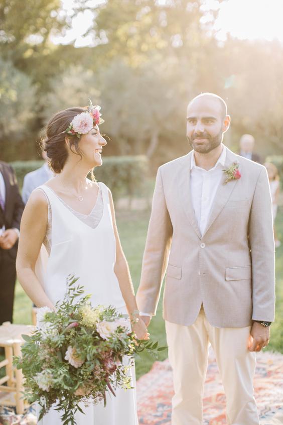 La boda de Samer e Irene, una mezcla de culturas ¡preciosa!