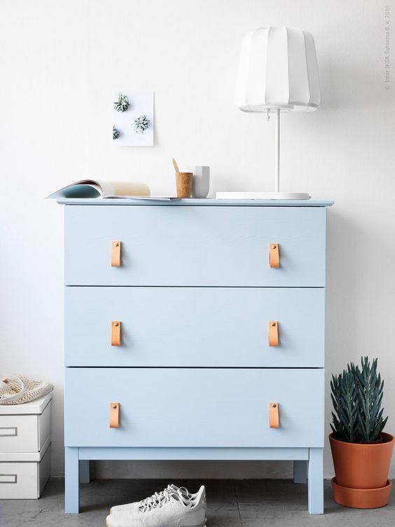 Ikea Hacks o como darle un toque rebonito a tus muebles suecos