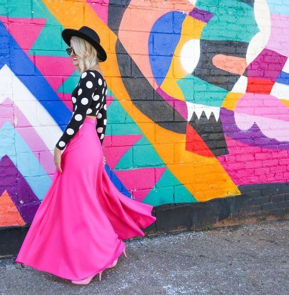 Chuladas instagrameras: splendid rags, o como ir a conjunto con las paredes