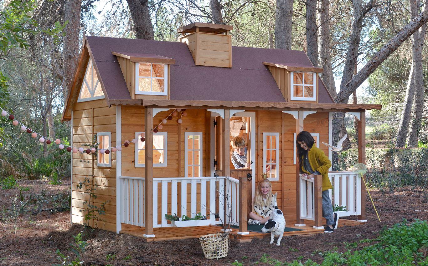 Casas Green House: casas para peques que te las quedarías tú