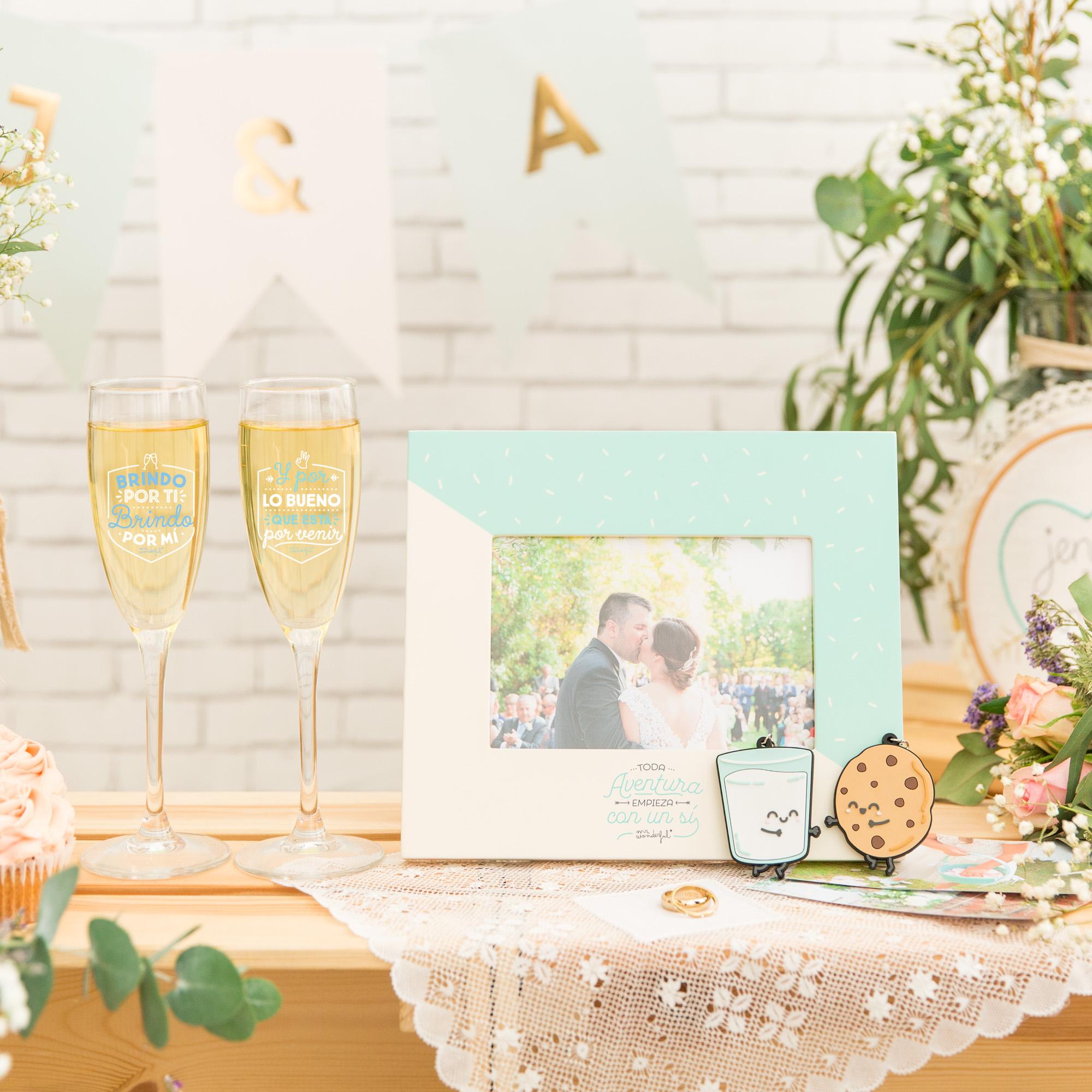 ¡Sí, quiero! Novedades rebonitas para bodas y bodorrios