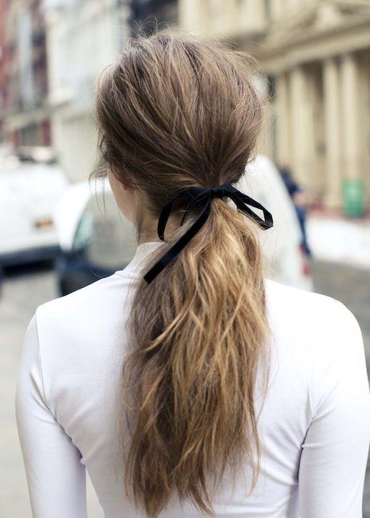Es hora de ir estrechando lazos… ¡con tu pelo!
