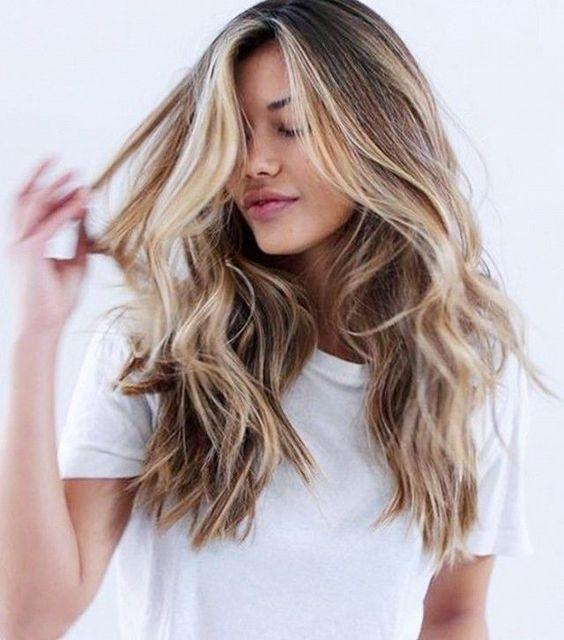 ¡Aclárate con tu pelo! Estas mechas son tendencia: balayage, hair contouring, bronde…