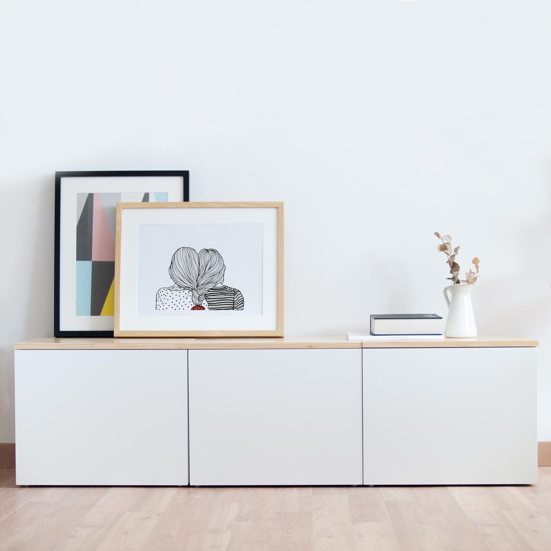 El Mueble Que Se Mueve Lo Tienen En Slowdeco Muymolon Com  # Sonar Con Muebles Gigantes