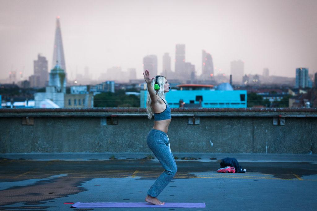 ¿Yoga o a baile? ¡Pues haz los dos y practica Voga! Entrevistamos a Juliet, su creadora
