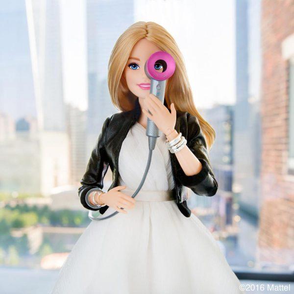 Acessórios para o cabelo da barbie