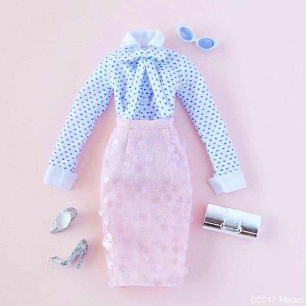 Roupas para a Barbie