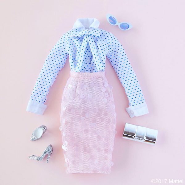 ropa de barbie