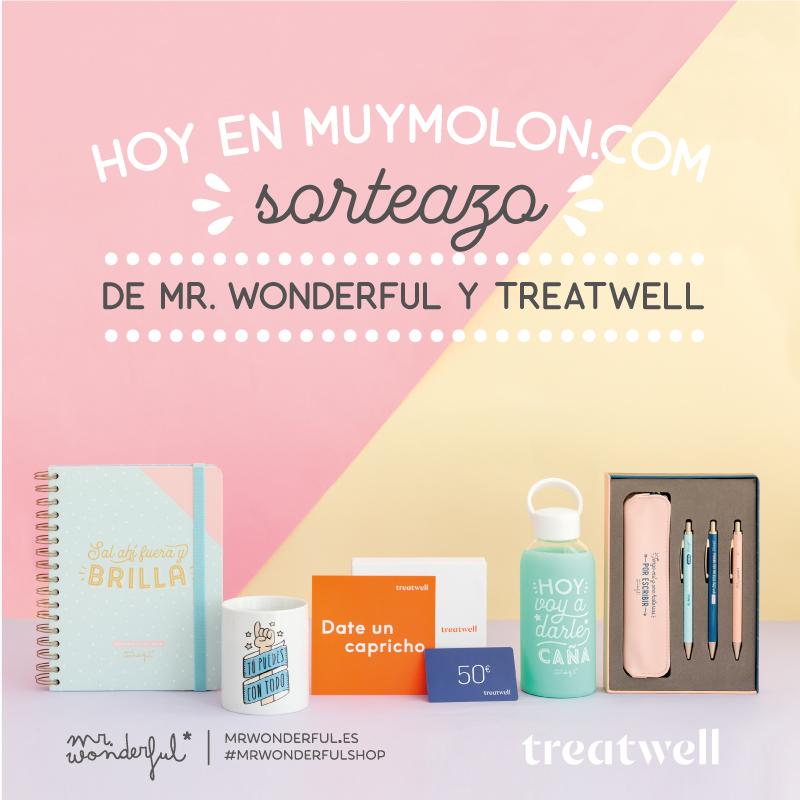 sorteo productos Mr Wonderful
