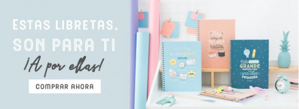 Libretas Mr. Wonderful