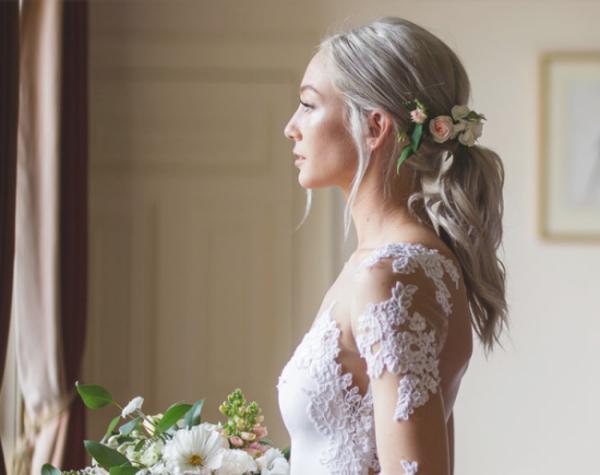 Peinados de boda la mar de preziosis para novias e invitadas que marcan la diferencia ¡Aquí todo vale, chatis!