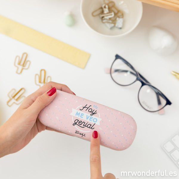 Funda de gafas de Mr. Wonderful