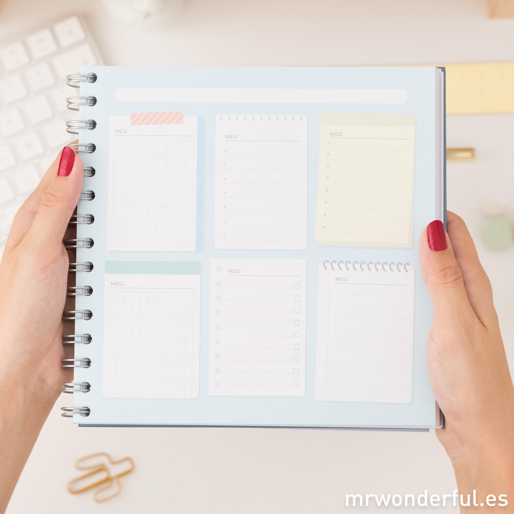 Cómo planificarse mejor los estudios con un planificador de estudio