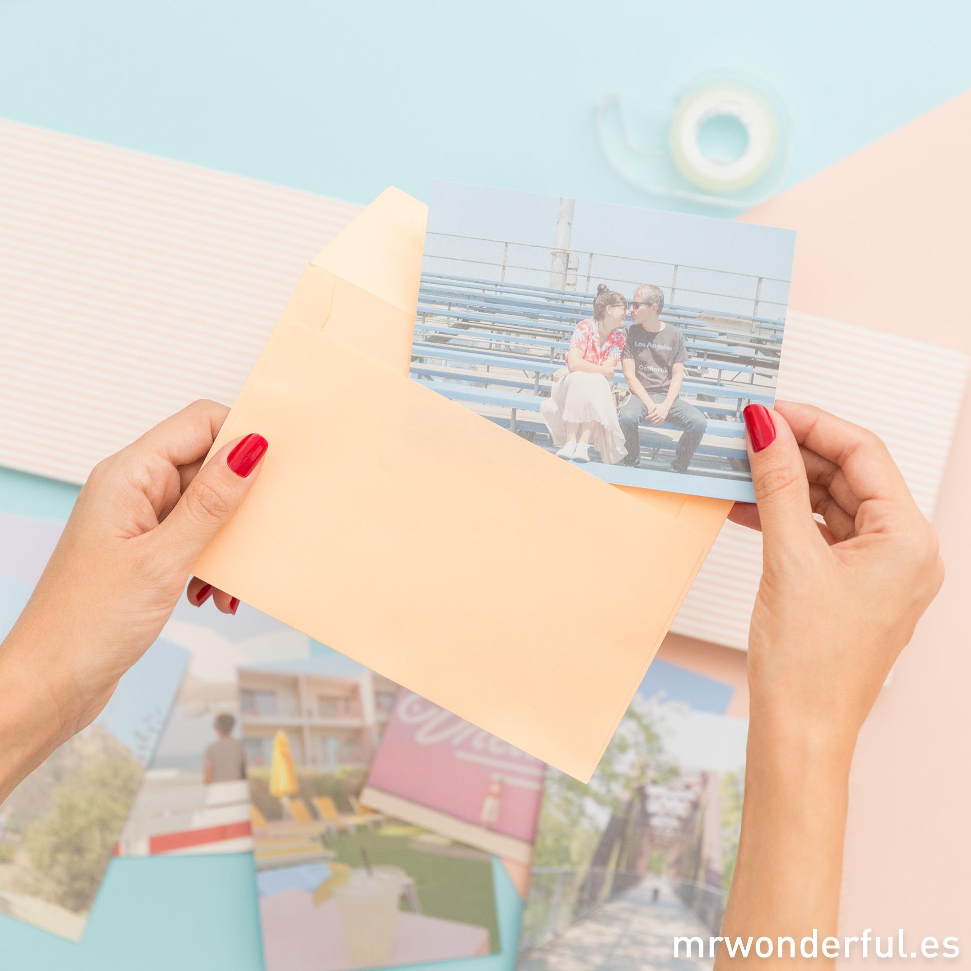 cómo hacer un álbum de fotos