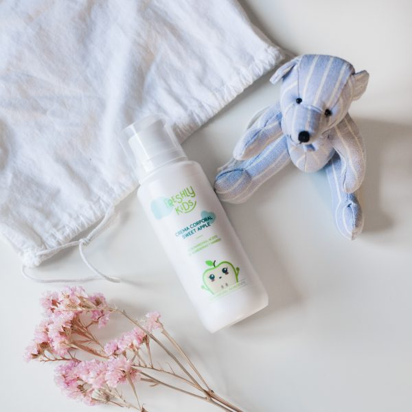 Crema para bebés Freshly Cosmetics