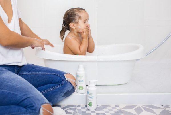 ¿Buscando cosmética infantil natural?  ¡Pues Freshly Kids la tiene y es fenomenal!