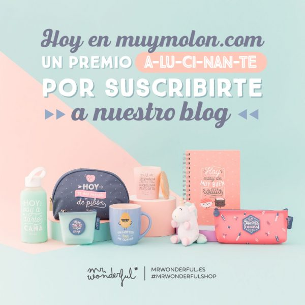 Sorteo de Mr. Wonderful