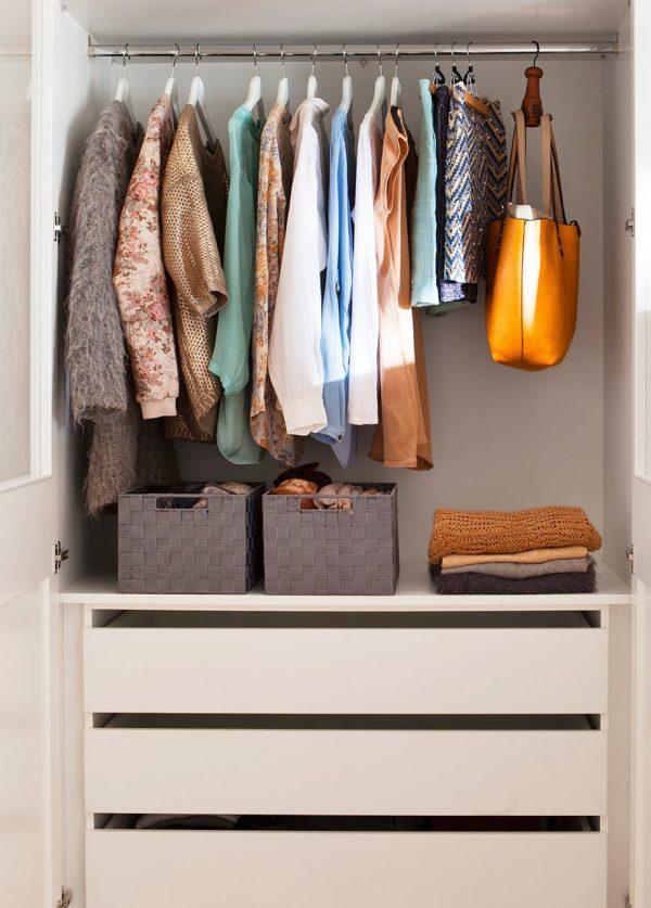 armarios y orden y limpieza en casa