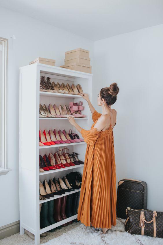 organizar zapatos en casa