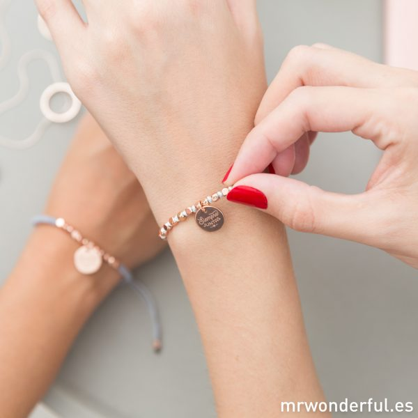 Pulseras para hermanas de Mr. Wonderful