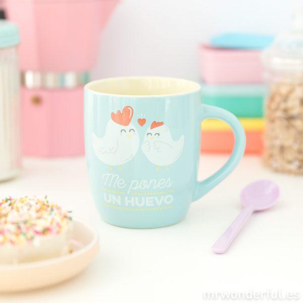 Tazas de desayuno de Mr. Wonderful