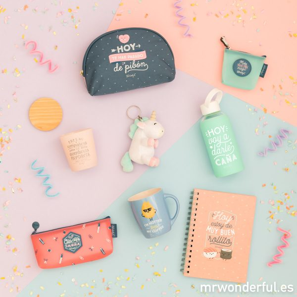Productos Mr. Wonderful