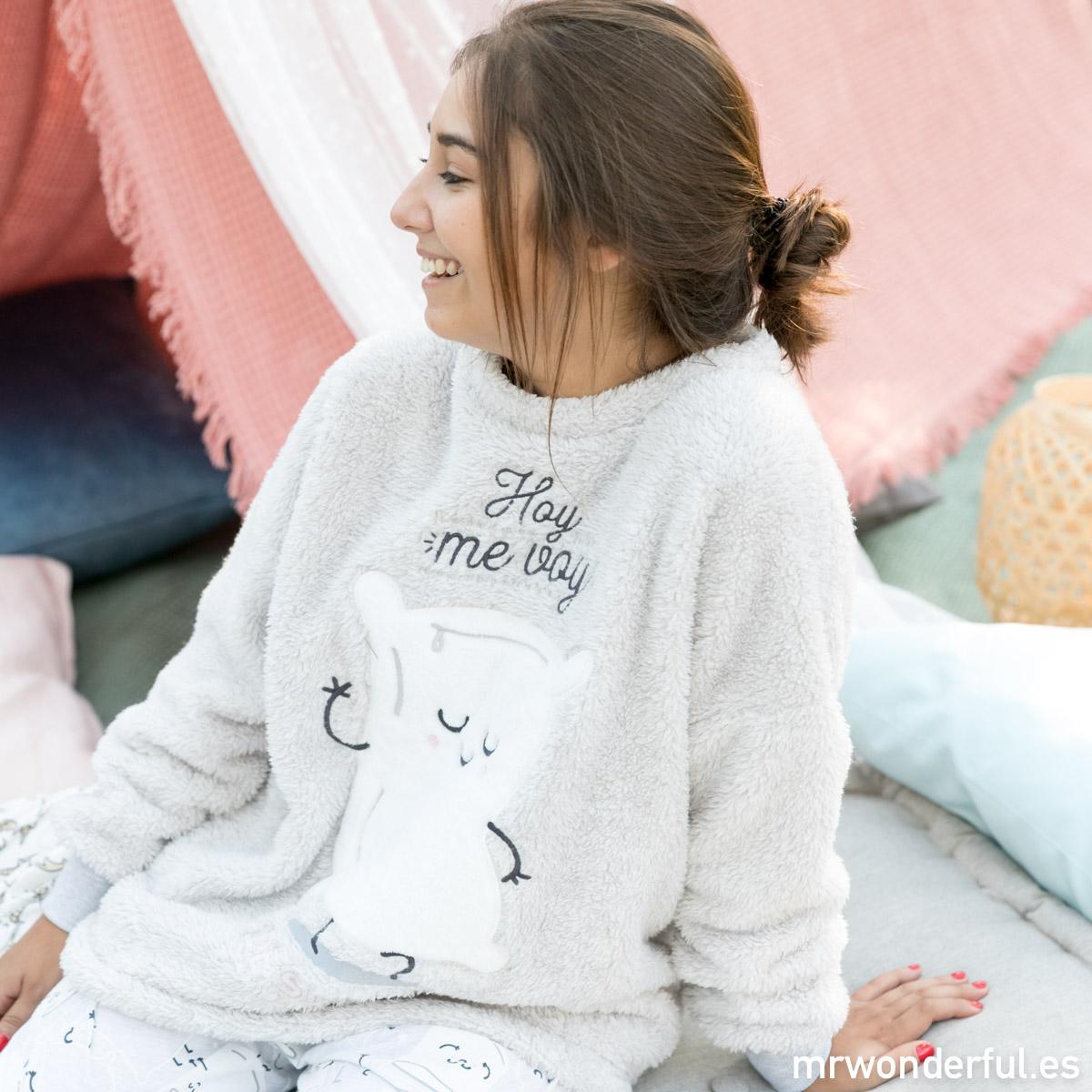 Pijamas mujer oysho