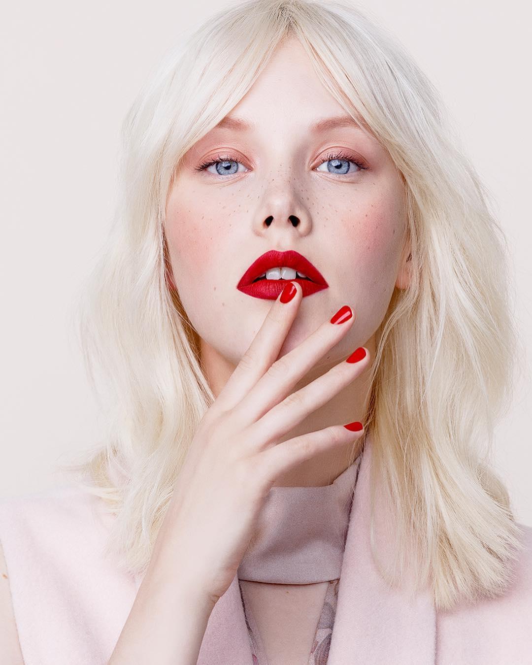 maquillaje de ojos otoño