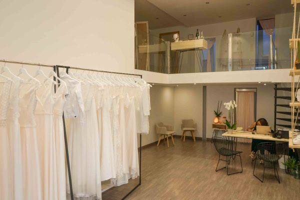Interior del atelier de Paola Carolina