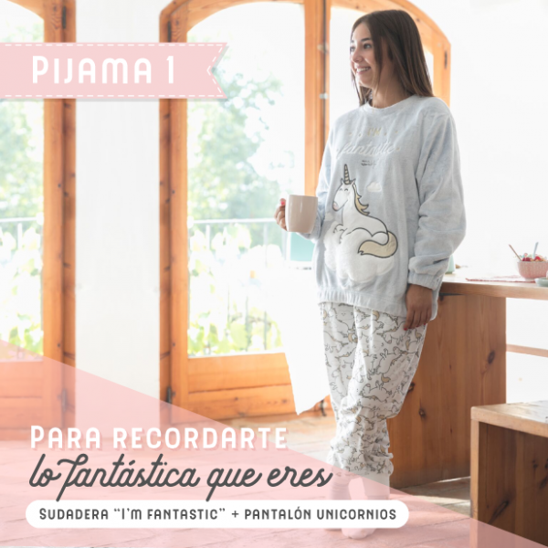 Sorteo de pijamas mujer de Mr. Wonderful y pijamas mr wonderful oysho unicornios